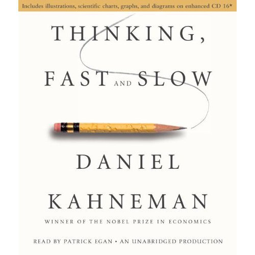 thinking fast and thinking slow