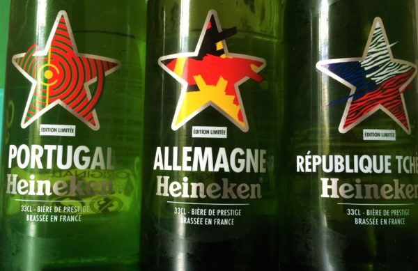 packaging tendance heineken